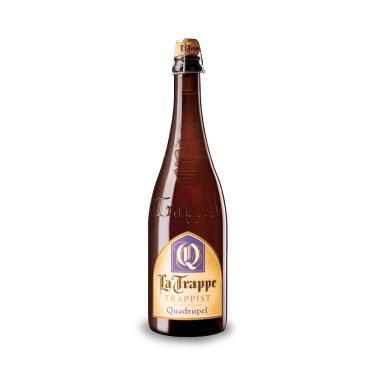 Cerveja La Trappe Quadrupel 750Ml