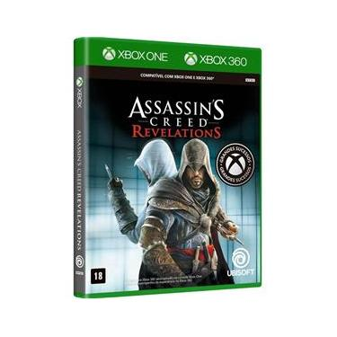Jogo Assassin`S Creed Revelations Xbox One