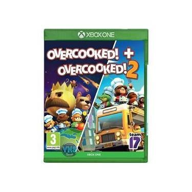 Overcooked! + Overcooked! 2 - Double Pack - Xbox One