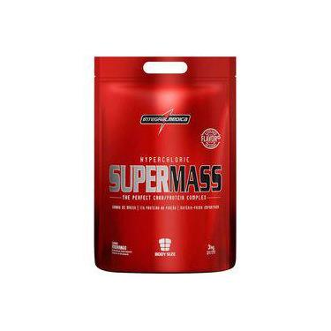 Supermass Integralmedica Morango 3kg
