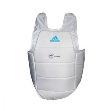 Protetor De Tórax Wkf Branco-M Adidas