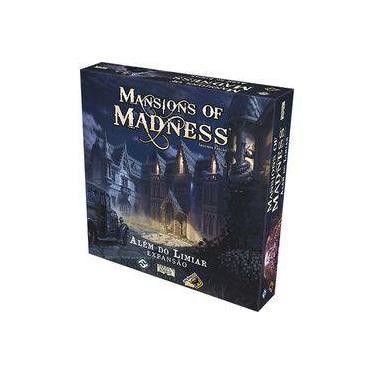 Mansions of Madness Além do Limiar Expansão Galapagos MOM004