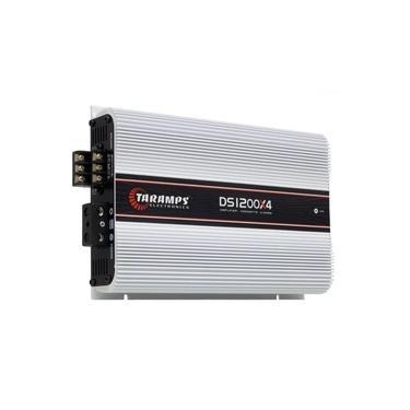 Módulo Amplificador Digital Taramps DS 1200x4 Canais - 1200 Watts RMS - 2 Ohms
