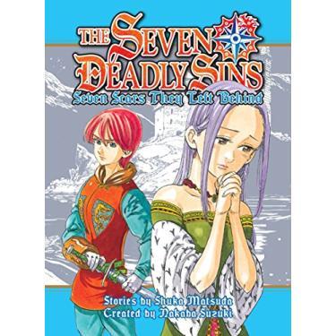 The Seven Deadly Sins (Novel): Seven Scars They Left Behind - Shuka Matsuda - 9781945054136