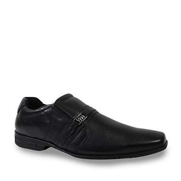 Sapato Social Ferracini Bristol Preto Masculino