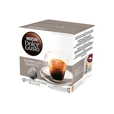 Nescafé Dolce Gusto Barista 120g 16 Cápsulas - Nestlé
