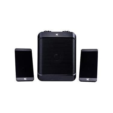 Caixa De Som Maxprint Sound Master 5W RMS USB - Preto