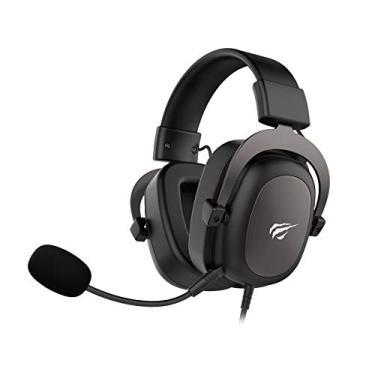 Imagem de Headphone Fone de Ouvido Havit HV-H2002d, Gamer, com Microfone, Falante 53mm, Plug 3, 5mm: compatível com XBOX ONE e PS4, HAVIT, HV-H2002d