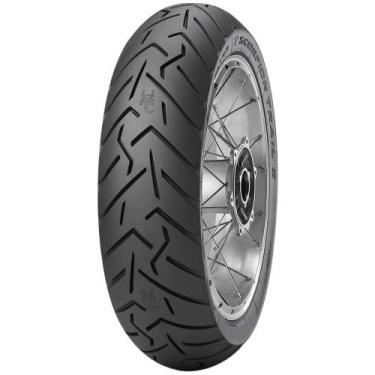 Pneu Moto Pirelli Aro 17 150/70r17 69v Traseiro Scorpion Trail 2