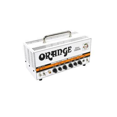 Cabecote Orange Dual Terror Valvulado 30w