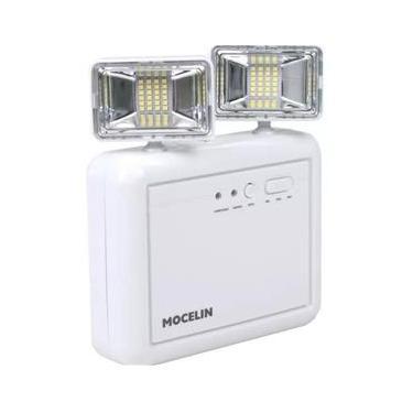 Imagem de Luminária De Emergência 2200 Lumen Com Bateria Mocelin
