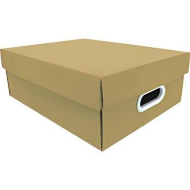 Caixa organizadora stock kraft 37x29x13 Boxgraphia PT 1 UN