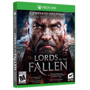 Lords of the Fallen-Complete Edition