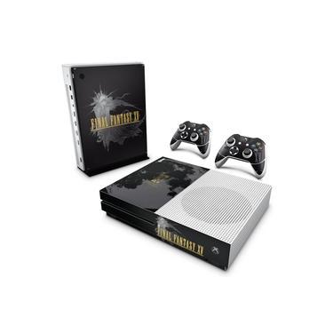 Skin Adesivo para Xbox One Slim - Final Fantasy Xv Bundle