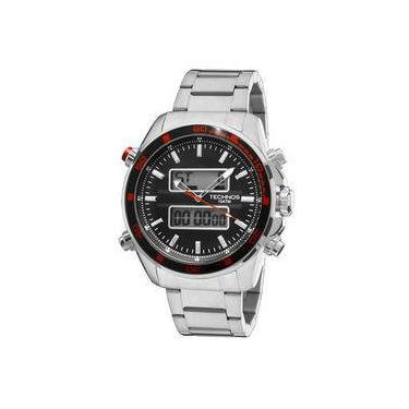 d7522a9a8f8c7 Relógio de Pulso Technos Analógico Digital Esportivo Shoptime ...