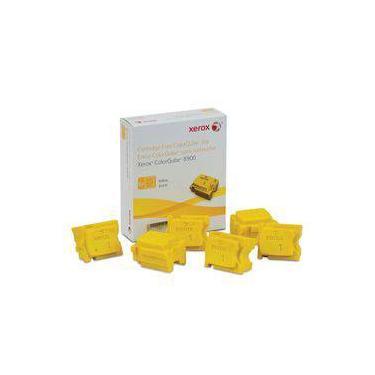 Bastão De Cera Xerox Amarelo - 16.9k - 108r01024no