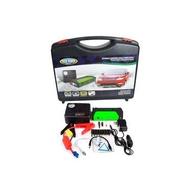Auxiliar de Partida Bateria Veicular Com Compressor Emergencia (MC-TM115)
