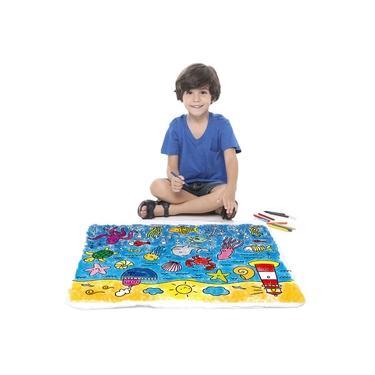 Imagem de Tapete de Atividades - Tapete para Pintar Coré - Toyster