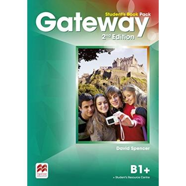 Gateway B1+ - Students Books With Workbook - Spence, Dave; - 9786685727388