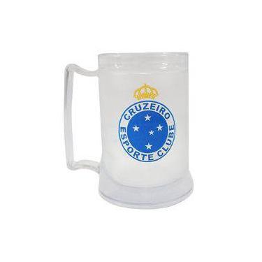 Caneca Gel Cruzeiro Incolor Escudo 0461ac7042dae