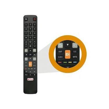 Controle Remoto Tv Led 4k TCL Semp Toshiba L55s4900fs