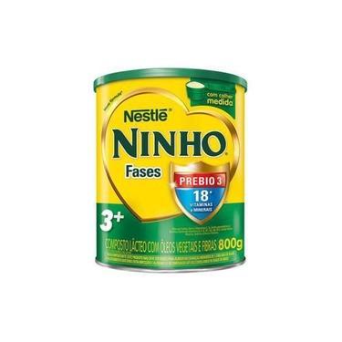 Ninho 3+ Fases Lepo 800G