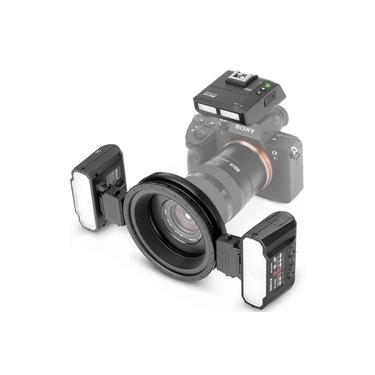 Imagem de Flash Circular Macro Meike MK-MT24IIS TTL Ring Flash Twin para Sony