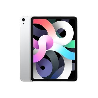 "Imagem de iPad Air 10,9"" Apple (Wi-Fi + Cellular) 256GB Prateado"