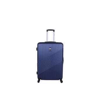 Mala de Viagem P Geometric Azul Marinho R.ASAV7003P02 Santino