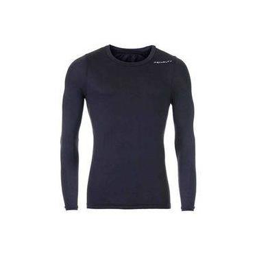 Blusa Esportiva Penalty Camiseta Isolamento térmico  5026260cf1565