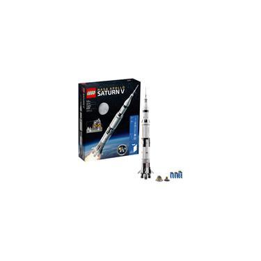 Imagem de Lego Ideas Nasa Apollo Saturn V 92176