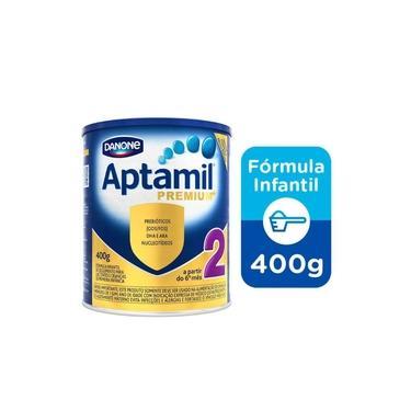 Aptamil Premium 2 Fórmula Infantil Lata 400g