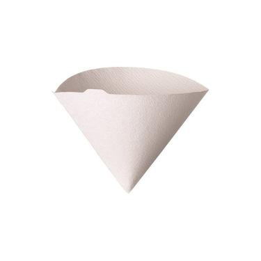 Filtro Papel Branco Para Coador Hario V60 02 100 Unidades