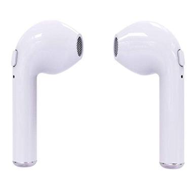 I7 Fone de Ouvido Sem Fio Bluetooth Estéreo Esporte