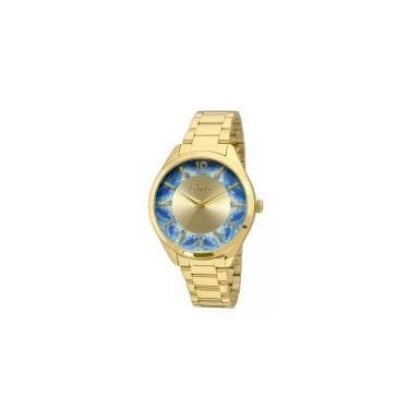 7bc859af7b2 Relógio Condor Feminino Ref  Co2035krr 4a - Technos