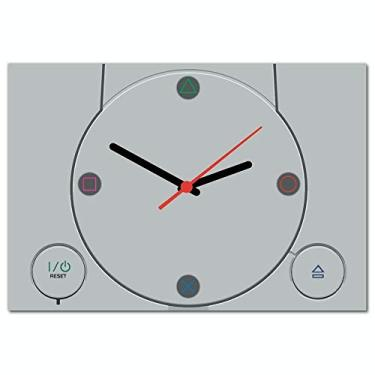 Relógio de Parede Geek (PSOne)