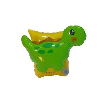 Boia De Braço Infantil Nado Flutuador Dinossauros Crianças