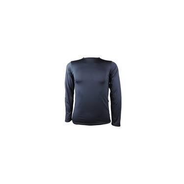 Blusa Térmica Masculina Segunda Pele Thermo Premium - Cor Preto 51fd5080964e5