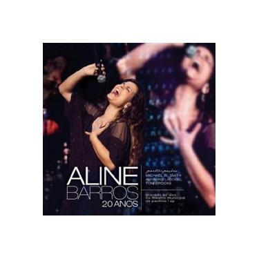 Aline Barros 20 Anos - CD Gospel