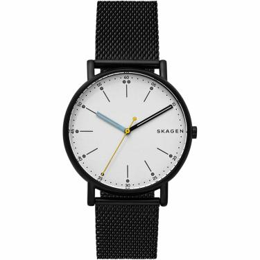 1f1bf7176e9 Relógio Skagen Masculino Slim Sapphire Analógico SKW6376 0CN