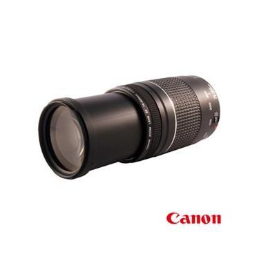 Lente Canon Zoom Telefoto EF 75-300mm f/4-5.6 III