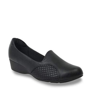 Sapato Anabela Modare Feminino Para Joanetes