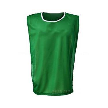 ad2bc18d26 Jogo de Colete numerado 10 peças - Verde - Tamanho G