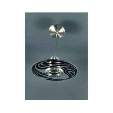 Lustre Vidro Pendente Para Quarto, Sala, Cozinha, Banheiro 151