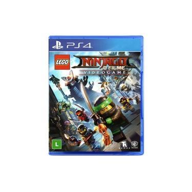 Lego Ninjago O Filme Video Game Ps4 Mídia Física Novo Lacrado