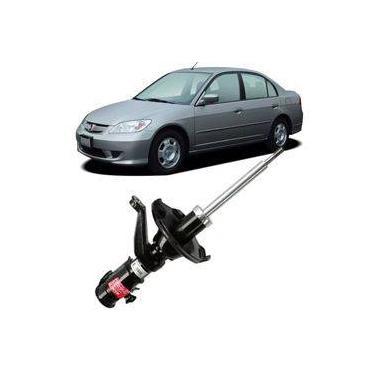 Amortecedor Dianteiro Esquerdo Honda Civic 1.7 16v De 2003 À 2006 17mm