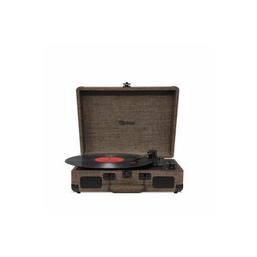 Vitrola Raveo Sonetto Onix Earth Com Toca-discos/usb/bt - Reproduz E Grava Em Mp3-90-08874