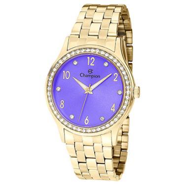 5770cc178bc Relógio Champion Analógico CN28982D Feminino - Unissex