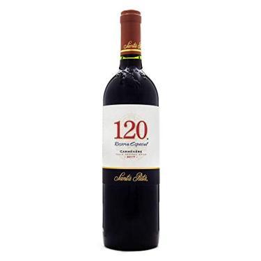 Vinho Santa Rita 120 Reserva Especial Carménère 750ml