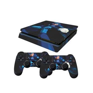 Skin PS4 Slim Mega Man